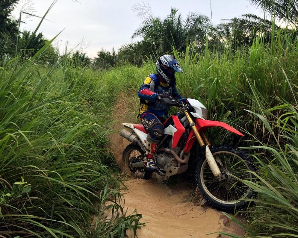 Enduro Madness Pattaya