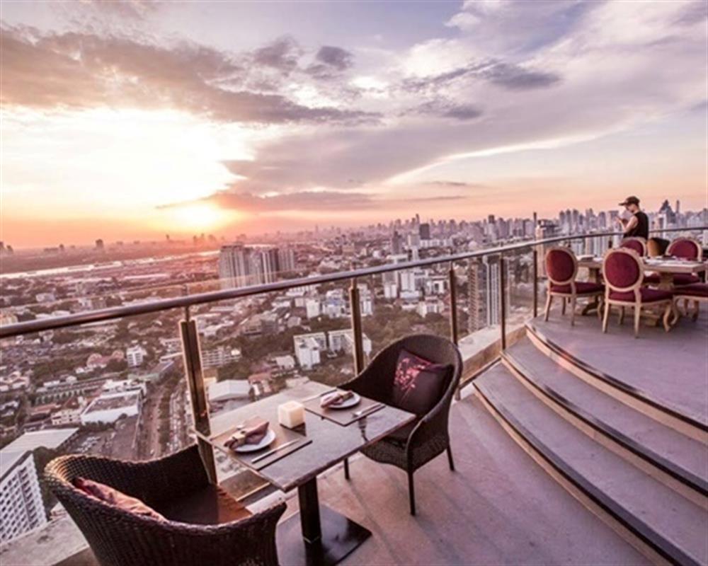 Cielo Sky Bar Rooftop and Restaurant