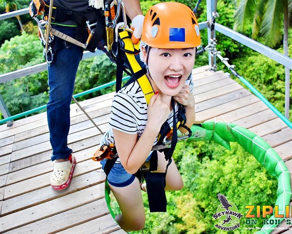 Skyhawk Adventure Koh Samui