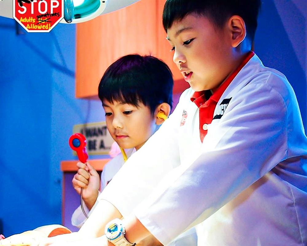 Kidsstop Singapore Jurong East Show Ticket Ifly Adult Select Your Choice