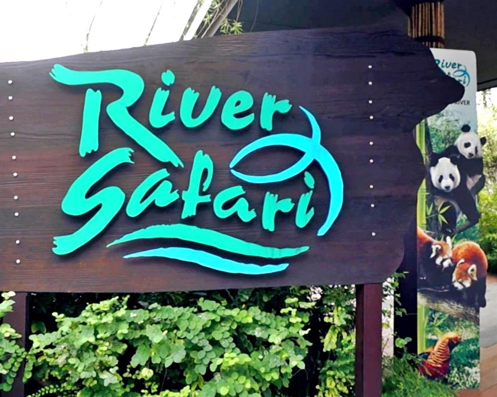 River Safari with Boat Rides Singapore