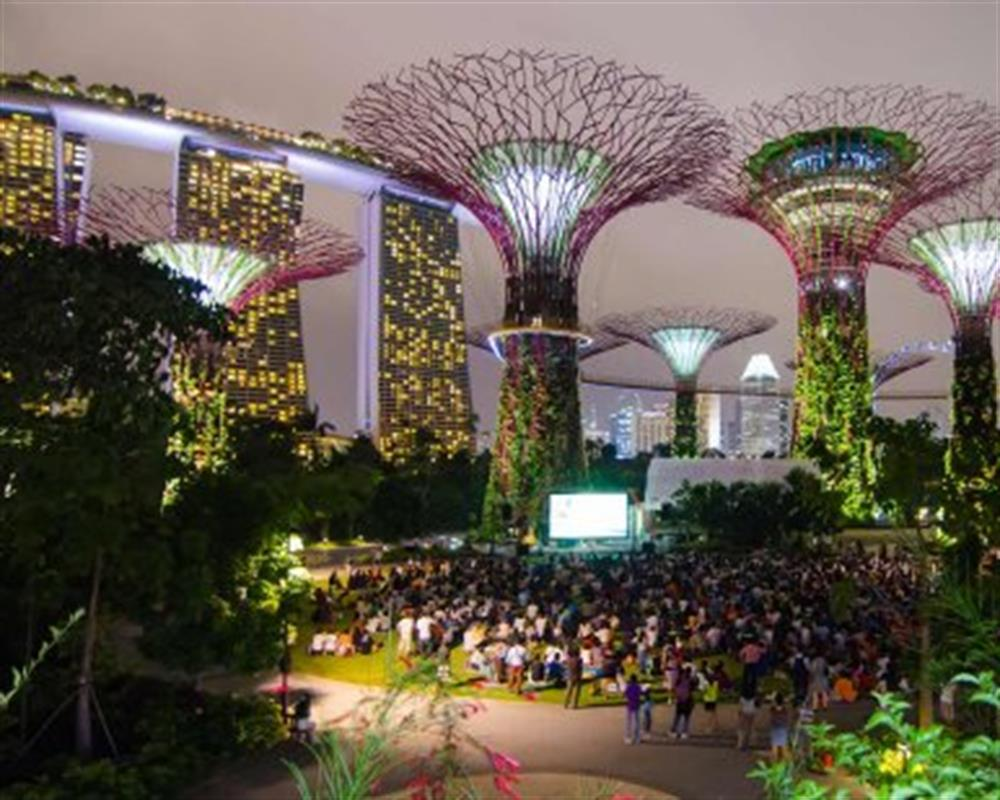 Gardens by the Bay Ticket Singapore