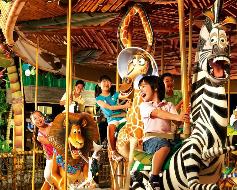 Universal Studios Singapore Pass