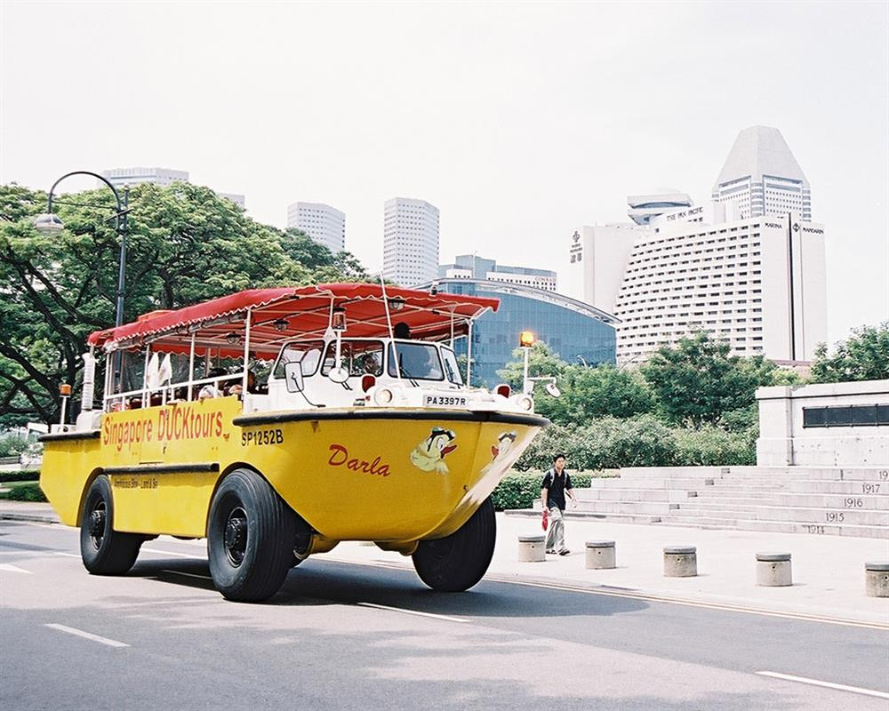 Captain Explorer DUKW Tour