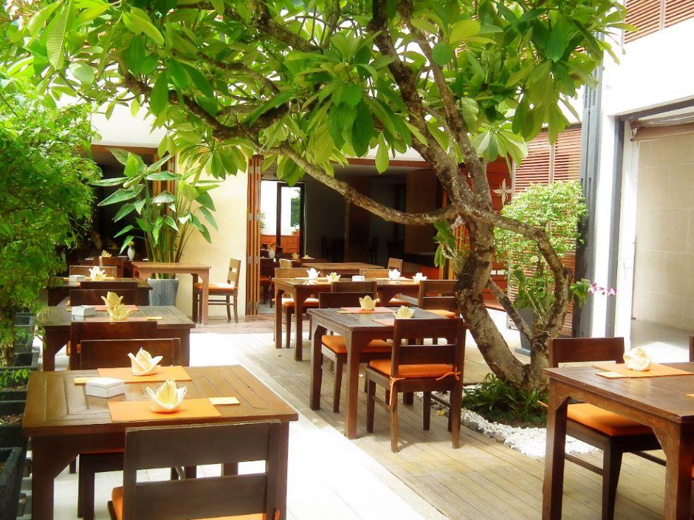 Afternoon Tea Set at La Flora Resort Patong