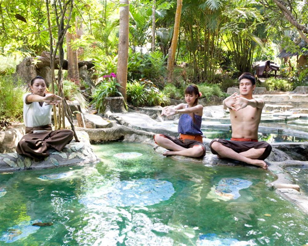 Wareerak Hot Spring Retreat