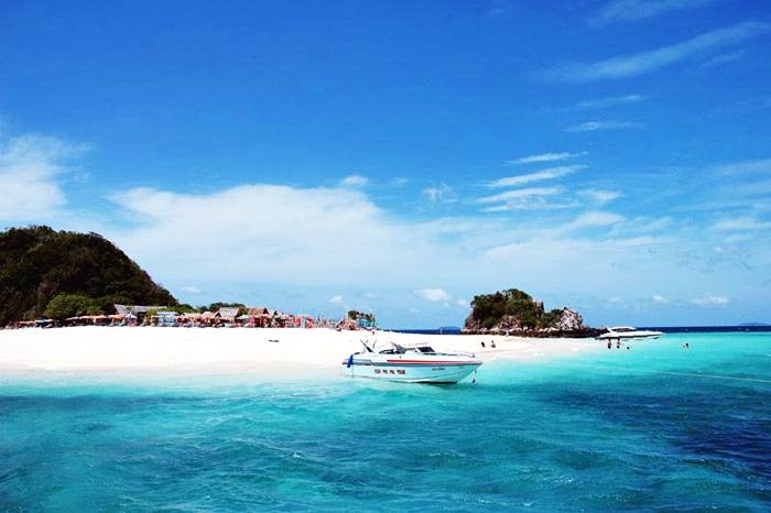 3 Island Phi Phi Yao Yai Khai Island Tour from Phuket