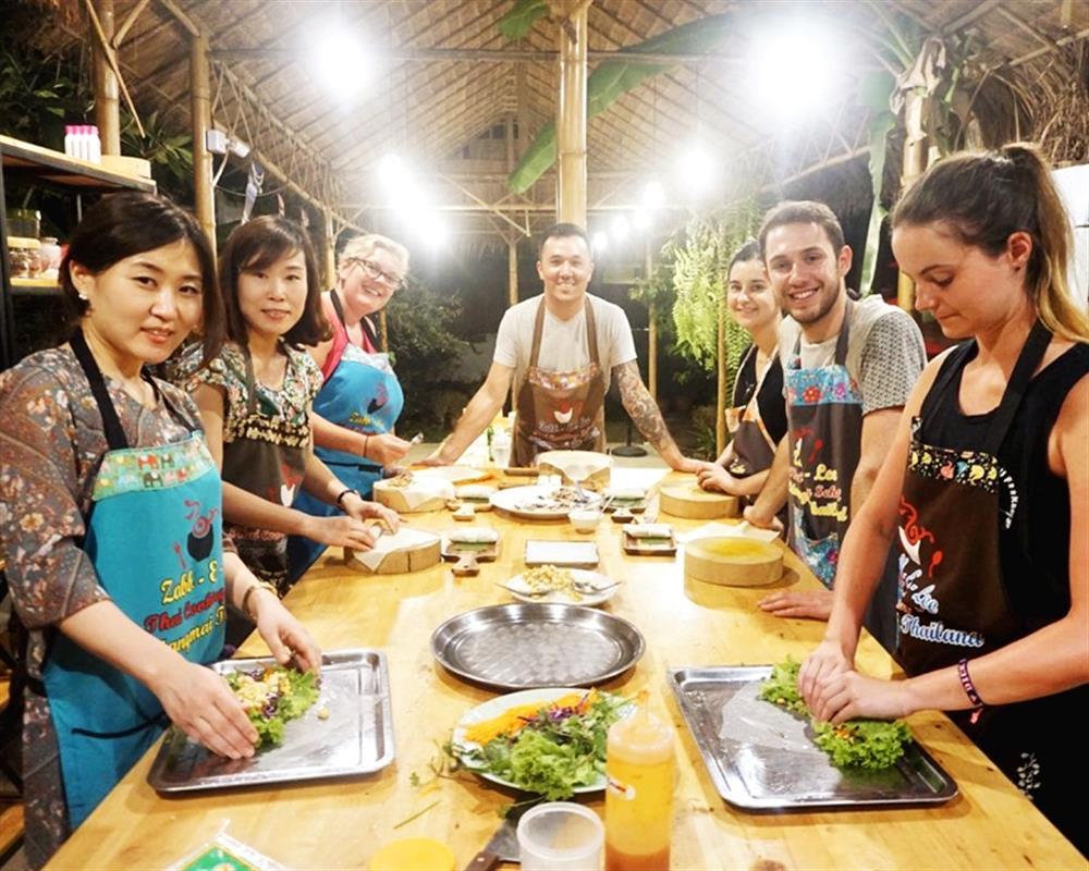 Zabb E Lee Thai Cooking School Chiang Mai