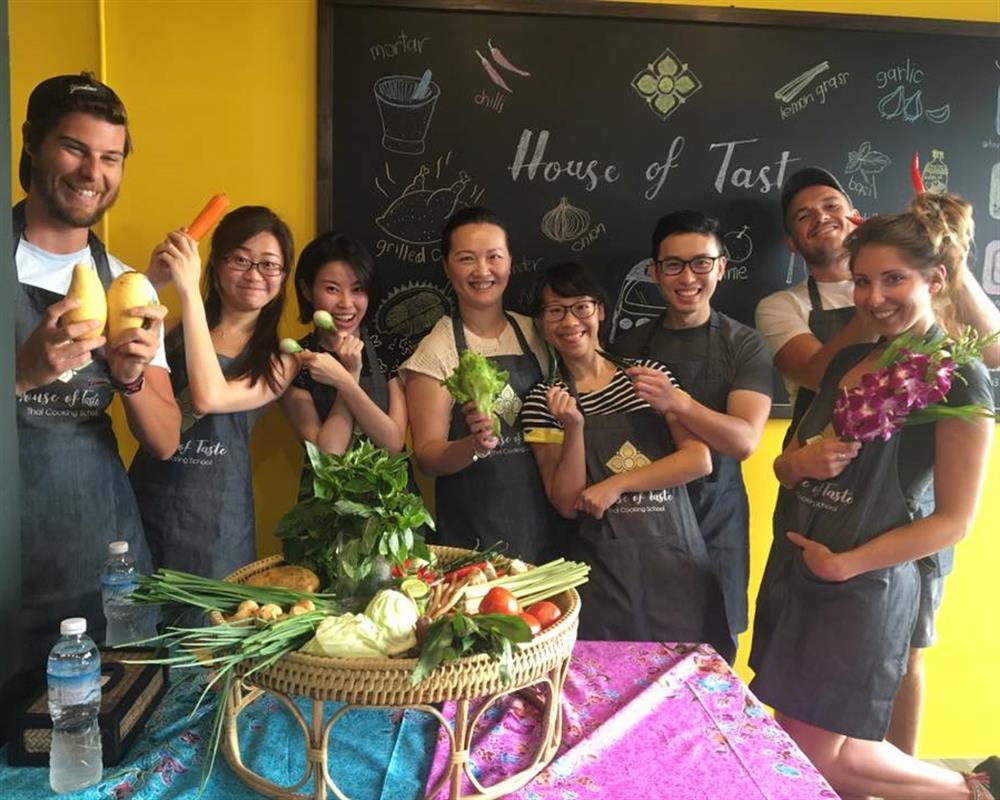 House of Taste Thai Cooking School Bangkok