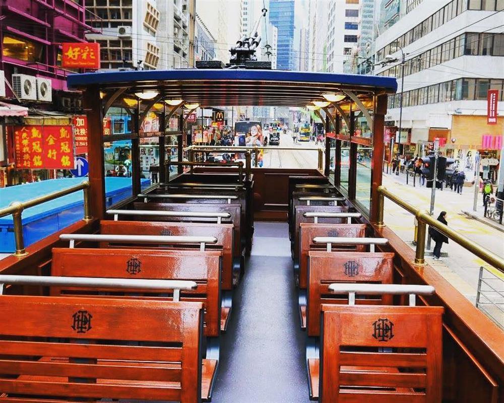 TramOramic Tour Depart from Causeway Bay Terminus