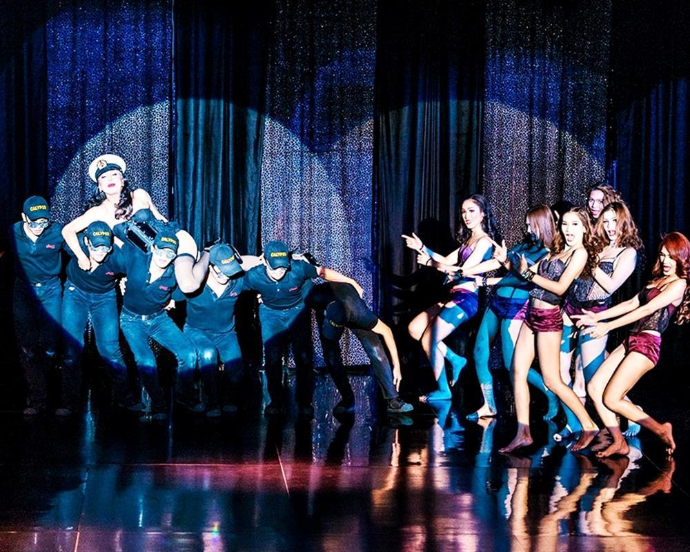 Transfer Service to Calypso Cabaret Show Bangkok
