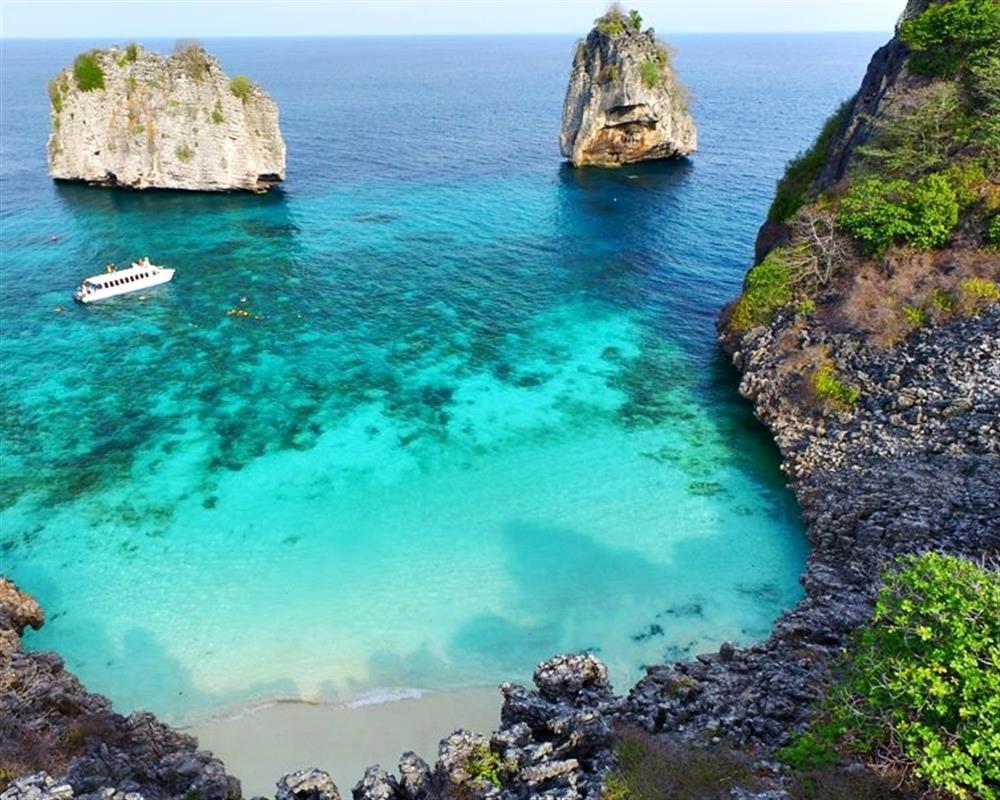 Rok Island Tour from Koh Lanta