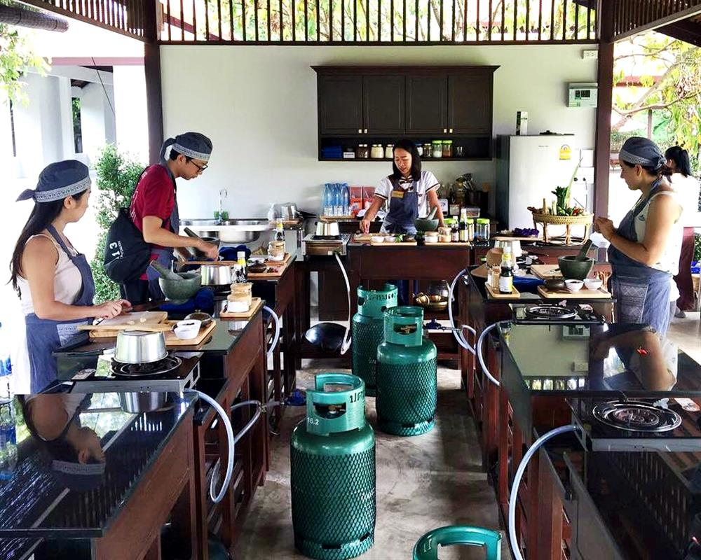 Grandma Home Cooking School Chiang Mai