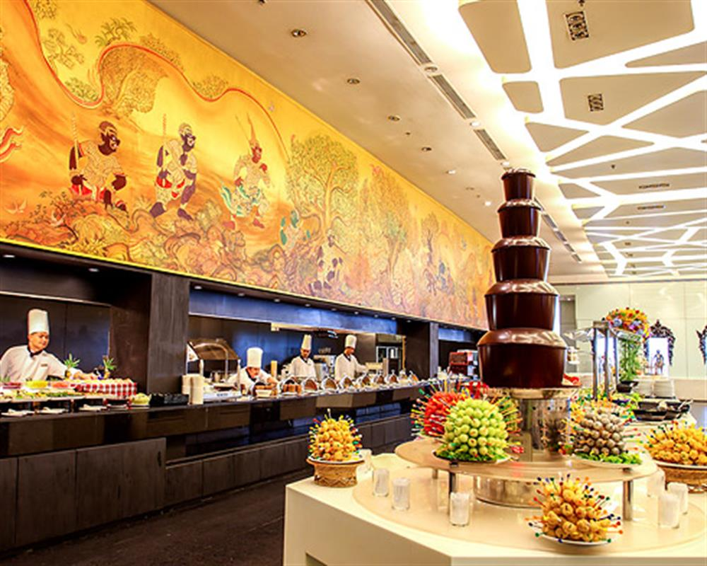 Ramayana Restaurant at King Power Pattaya Complex