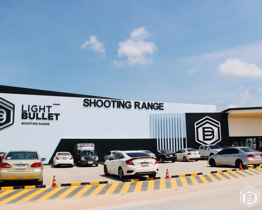 Light Bullet Shooting Range