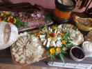Przetwory mięsne z wieprzowiny i wołowiny oraz produkty mleczne i owocowo warzywne