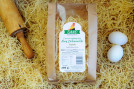 Makaron Krajanka z ręcznie wybijanych jaj kury zielononóżki 250 g