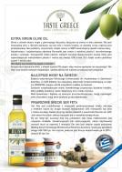 Oliwa z oliwek ekstra virgin z pierwszego tłoczenia