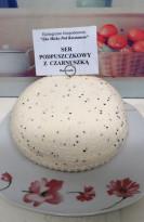 Ekologiczny ser podpuszczkowy z czarnuszką