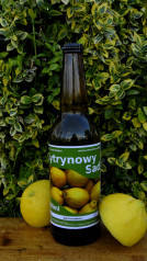 Naturalne napoje gazowane Owocowy Sad
