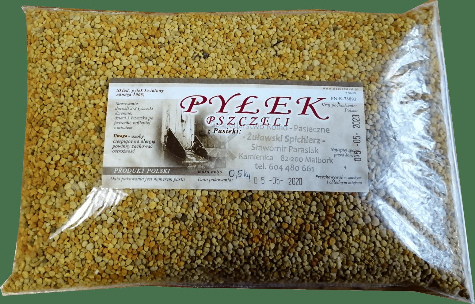 pylek_pszczeli