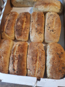 Chleb, dżemy, syropy, przetwory