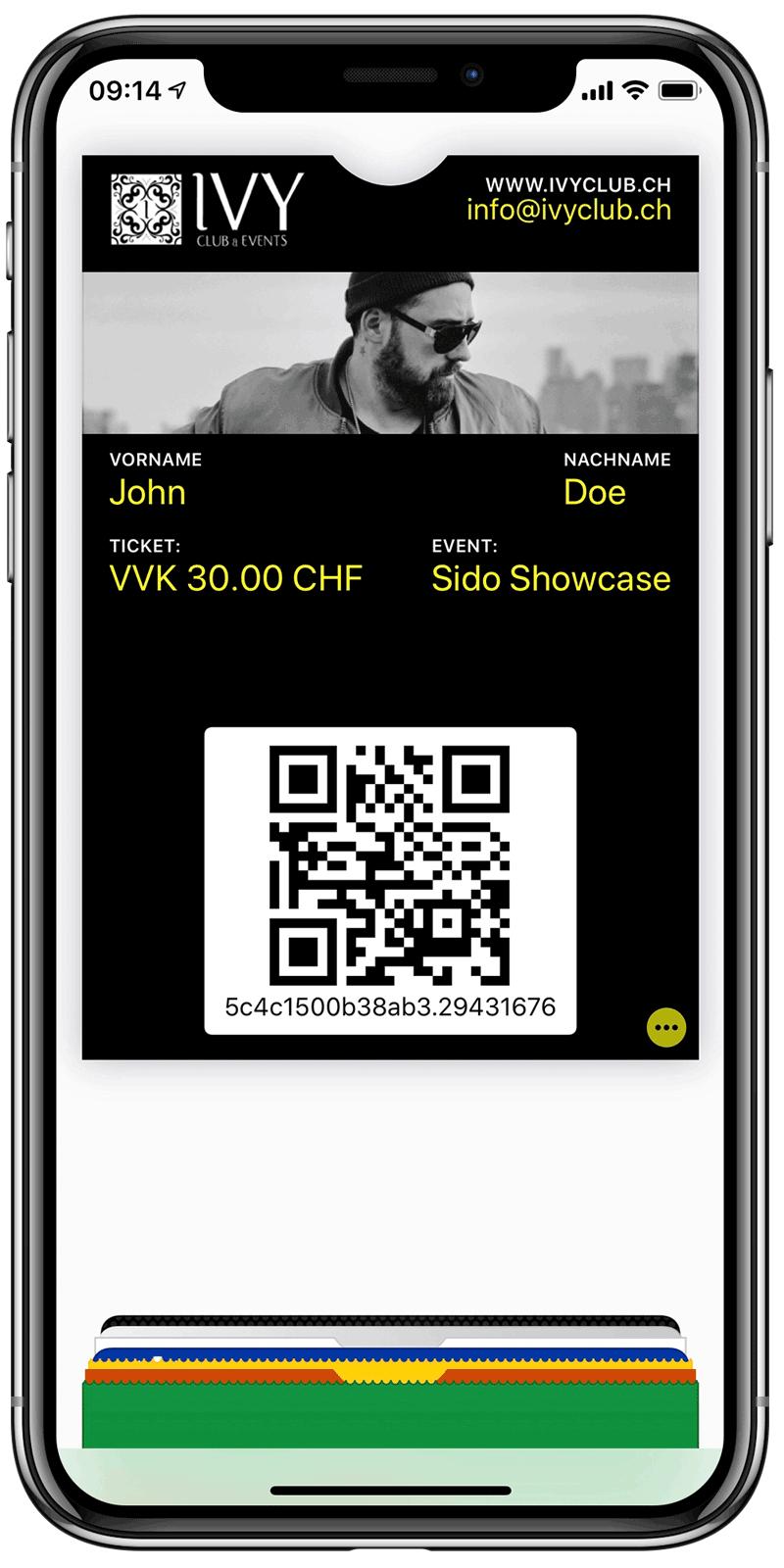 sido-event-ticket