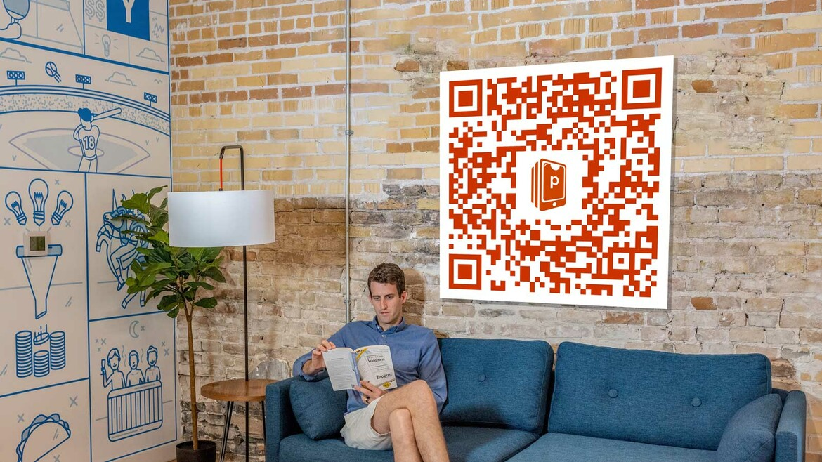 Is there a comeback for the QR code?