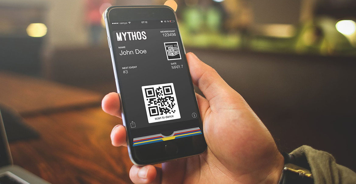 MYTHOS is using Passcreator to manage Wallet passes for their electronic music events