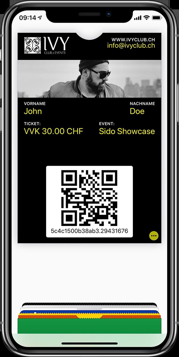 showcase-event-ticket