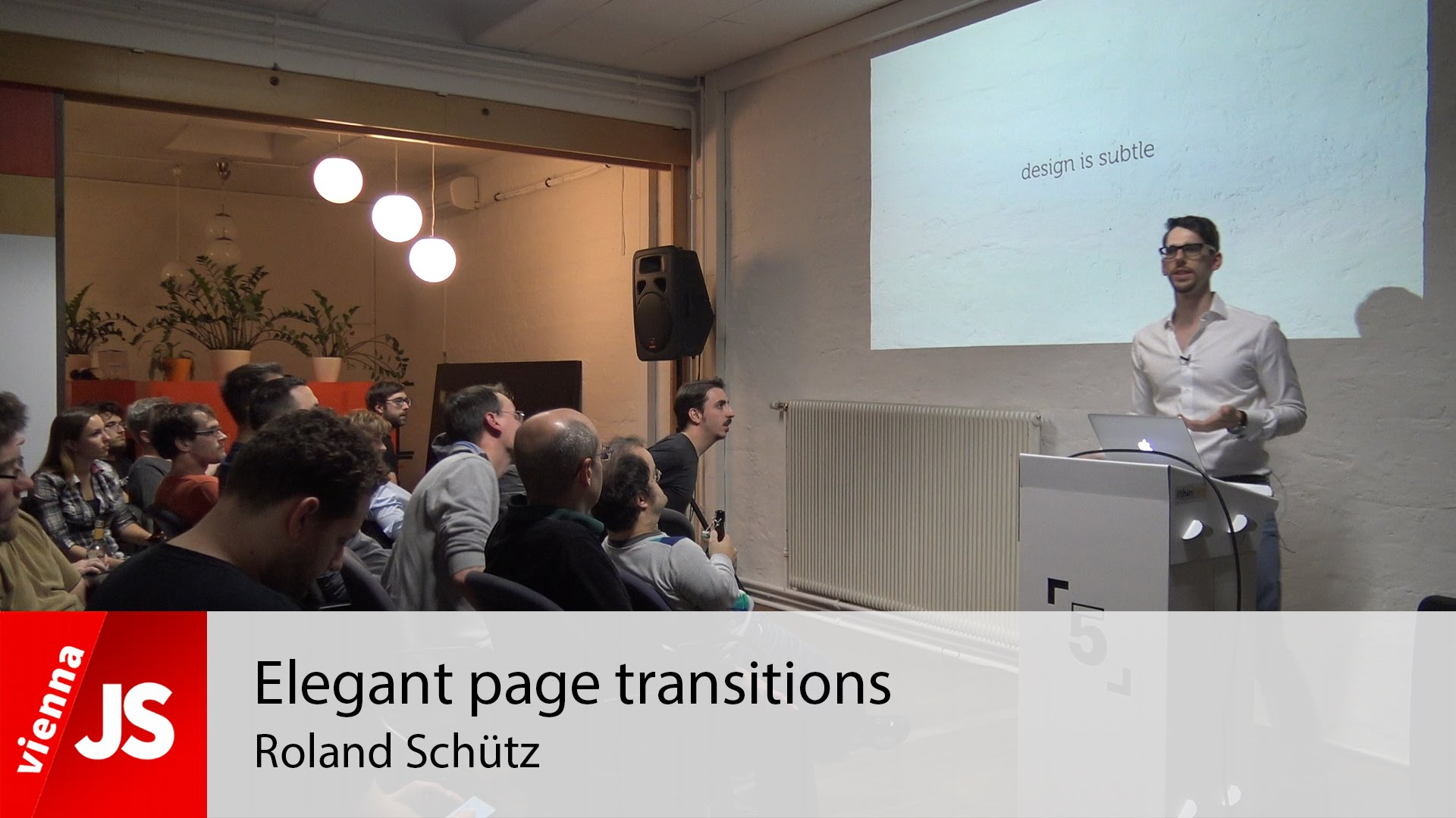 Why Page Transitions Matter
