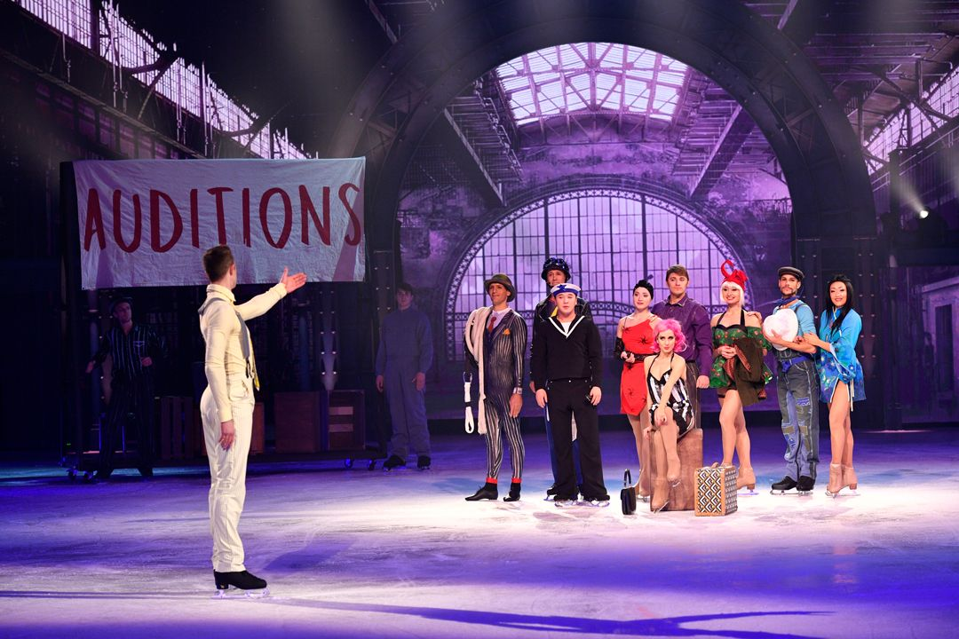 Fotocredit: Deen van Meer/Holiday on Ice Productions