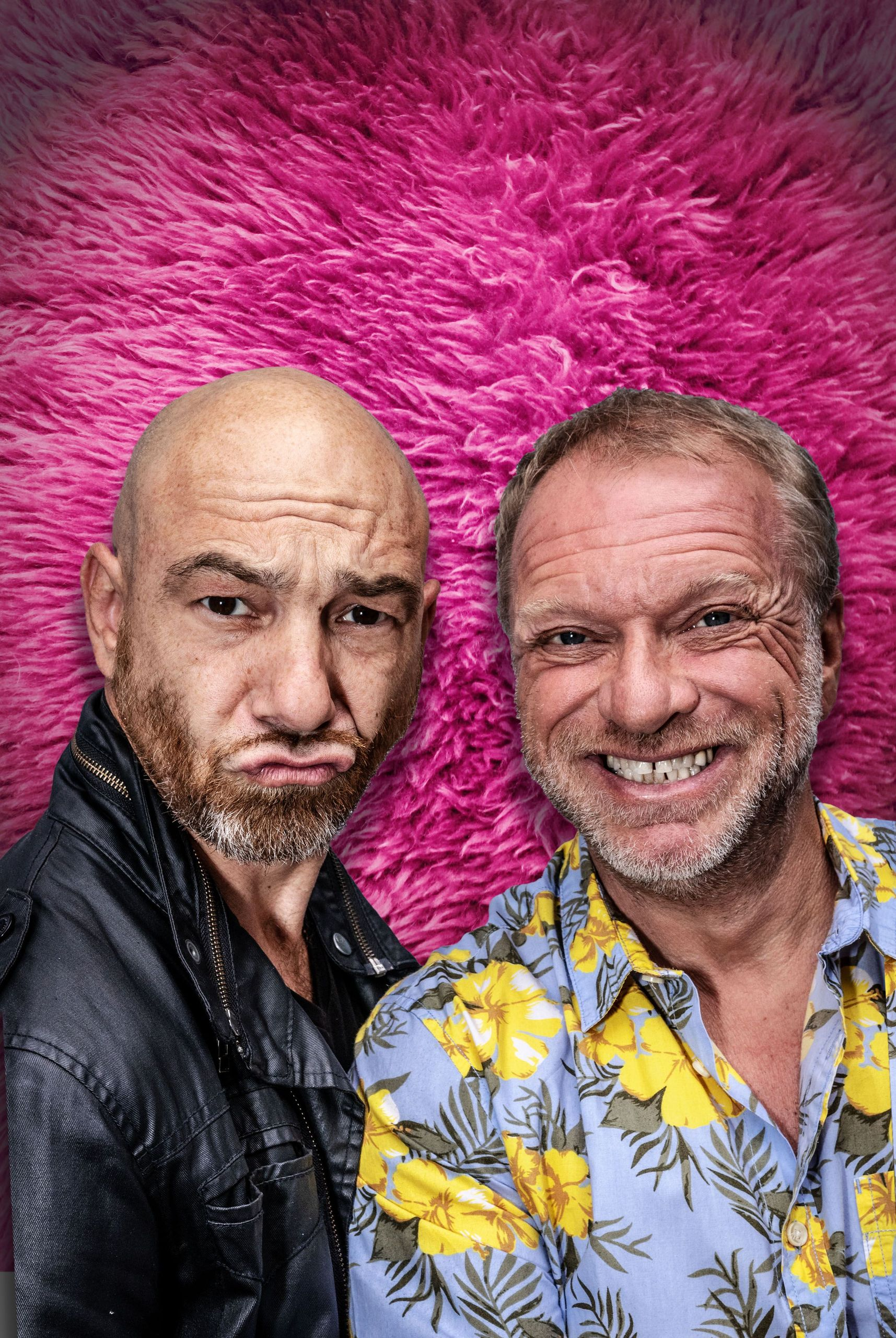 """Voll am Start"" mit Reinhard Nowak & Roman Gregory am 30. August"