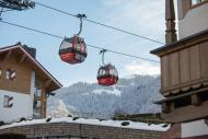Hahnenkamm cable car