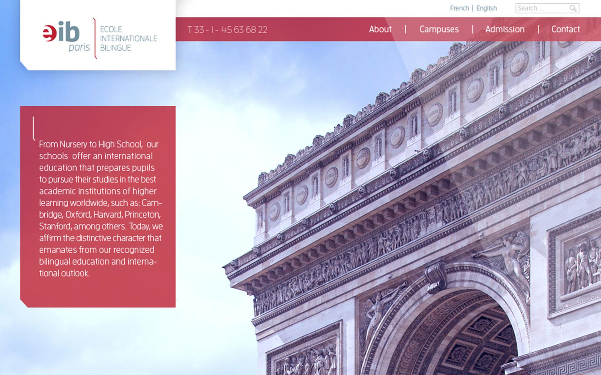 EIB Paris Corporate Design