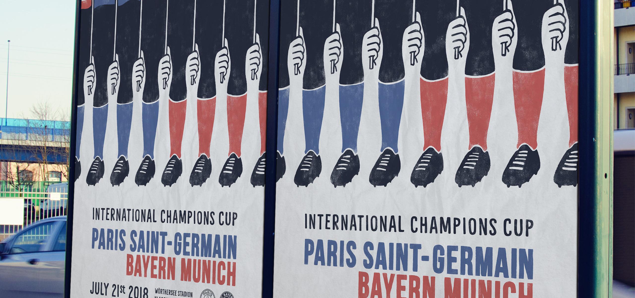 Paris Saint Germain Poster