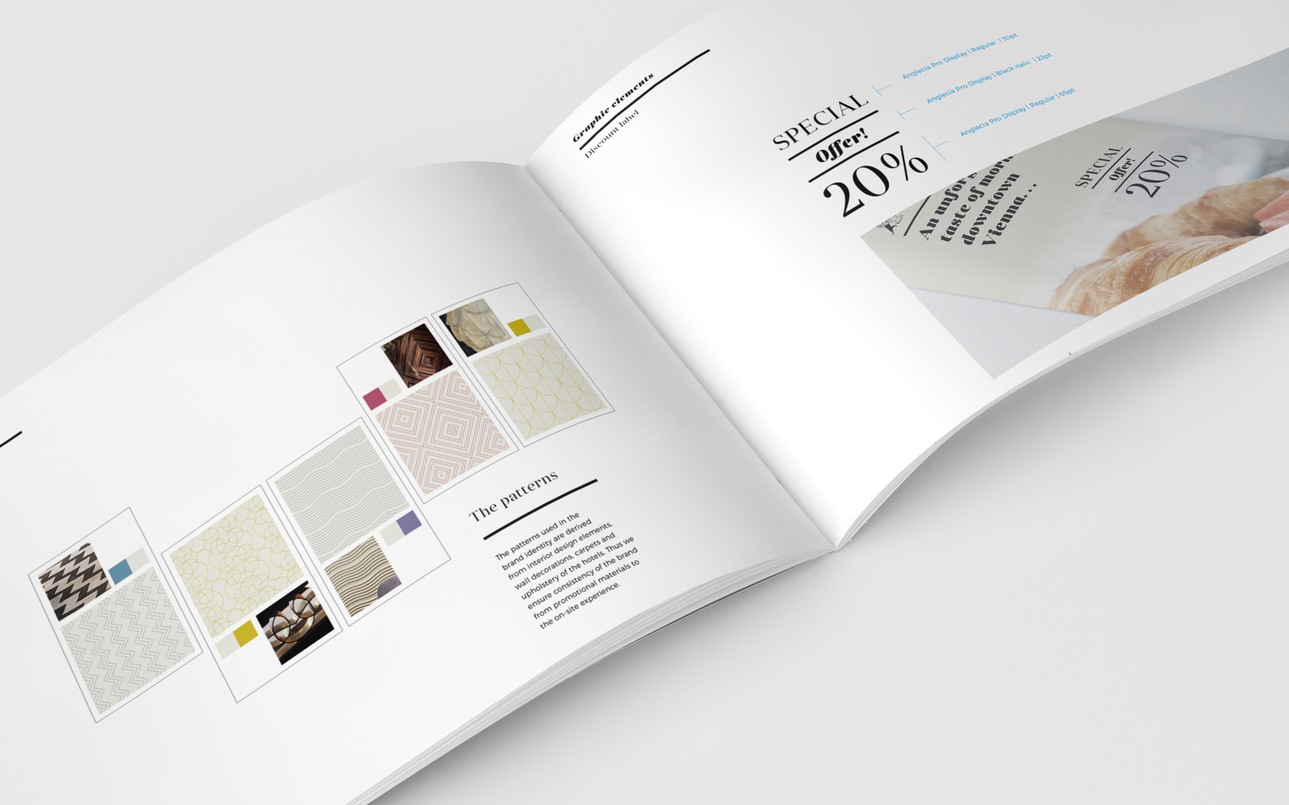 Hotels Topazz & Lamee Design Guidelines