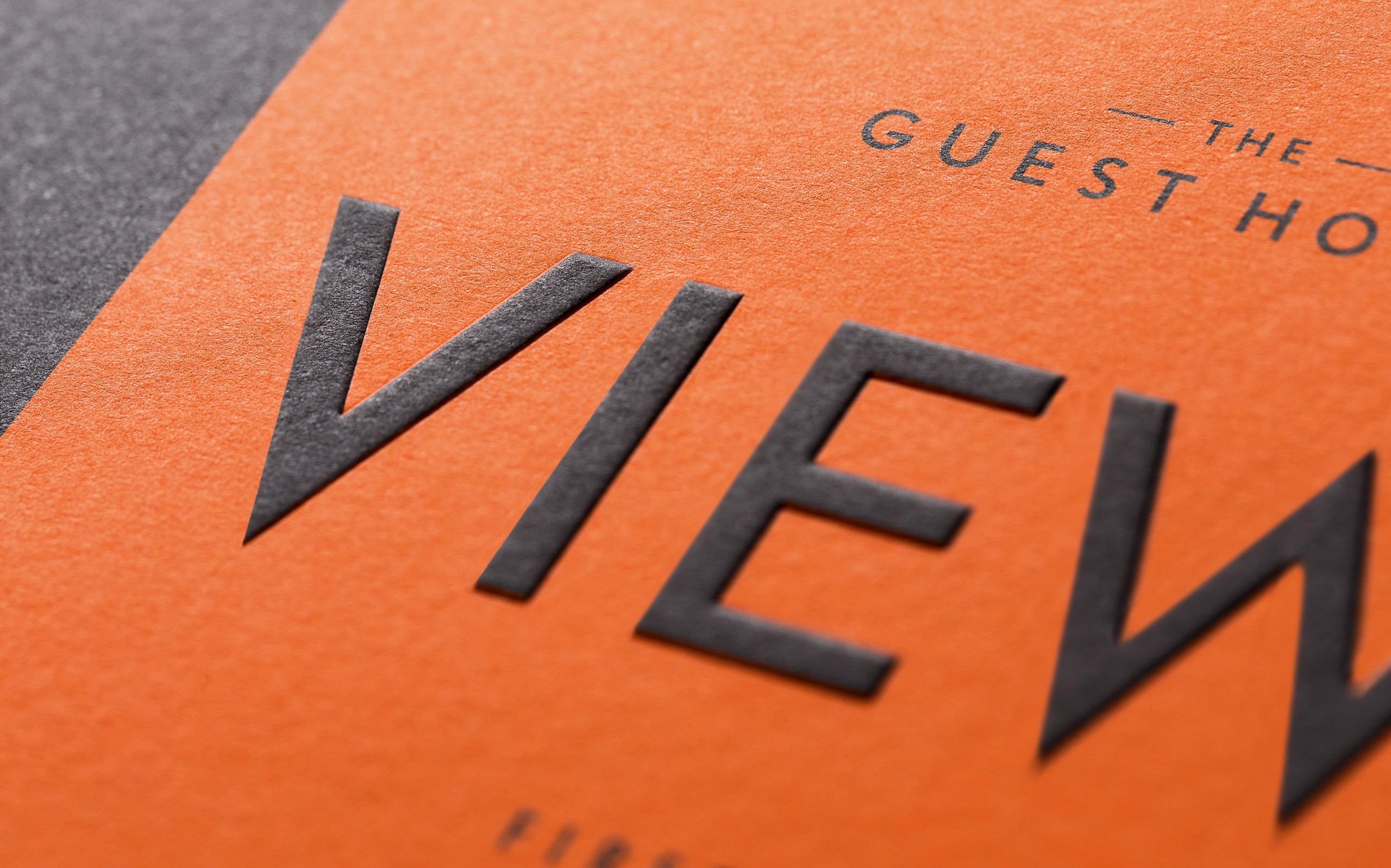 The Guesthouse Vienna Brand Design