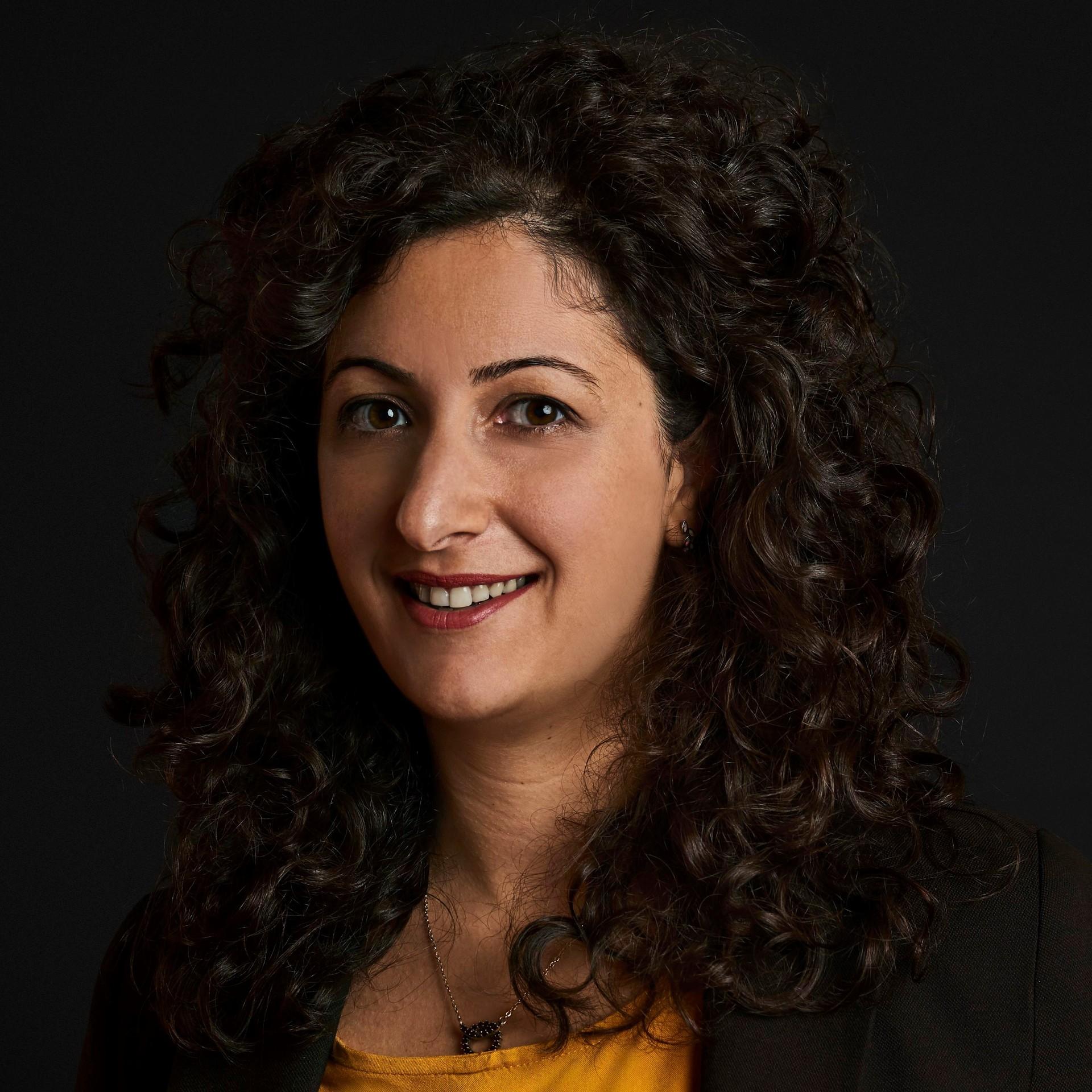 Photo of Dr. Nadia Arouri