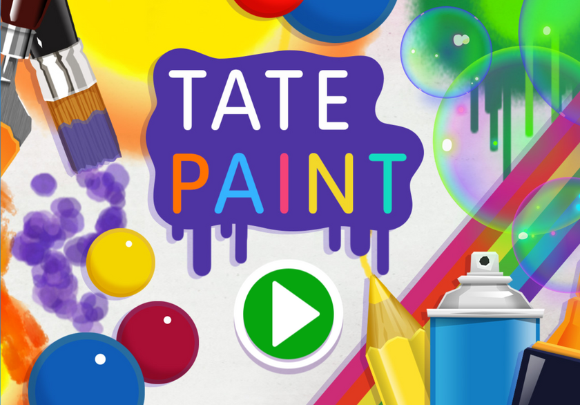 Play Tate Paint