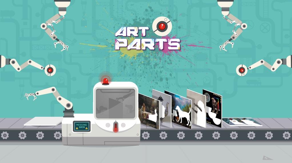 Art Parts Game Tate Kids