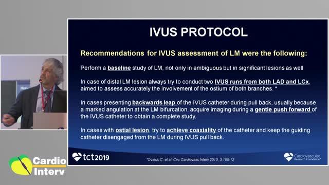 35 - Palestra 12: Multiarterial e Tronco: Implante de Stent em tronco guiado pelo Ultrasom