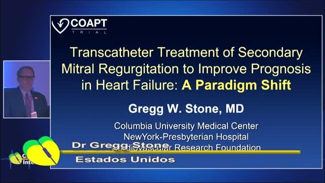 29 - Palestra 12: Tratamento da insuficiência mitral: o que podemos oferecer com a intervenção percutânea?