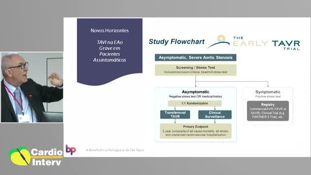 03 - Palestra 02- Avanços nas indicações do TAVI nos últimos 17 anos; até onde os estudos clínicos nos levarão.- Pré-CardioInterv