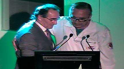 Homenagem a Dr Eulogio Garcia