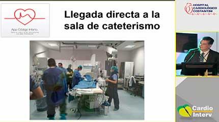 Palestra 19 - Redes de atenção pré-hospitalar no IAMCSSST. Código Infarto México.