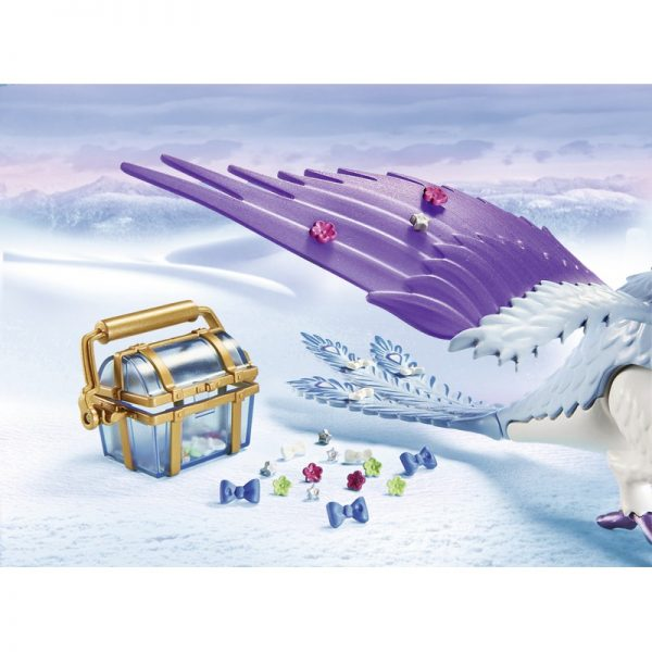Playmobil, Playmobil Magic  Playmobil Magic Πουλί-Φοίνικας του Χιονιού 9472 Κορίτσι 4-5 ετών, 5-7 ετών