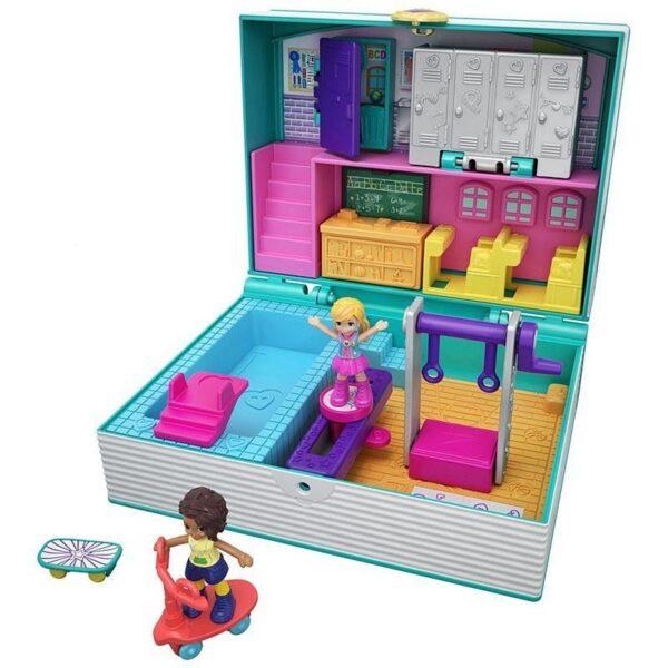 Polly Pocket Polly Pocket Polly Pocket Ο Κόσμος Της Polly Σετάκια 10 Σχέδια FRY35 Κορίτσι 4-5 ετών, 5-7 ετών