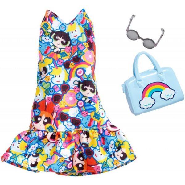 Barbie Πρωινά Σύνολα - Διάσημες Μόδες FYW81 Κορίτσι 3-4 ετών, 4-5 ετών, 5-7 ετών Barbie BARBIE