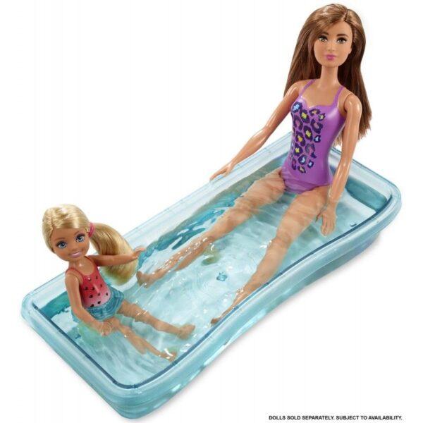 BARBIE Barbie Barbie Νέο Σπιτάκι - Βαλιτσάκι FXG54 Κορίτσι 3-4 ετών, 4-5 ετών, 5-7 ετών